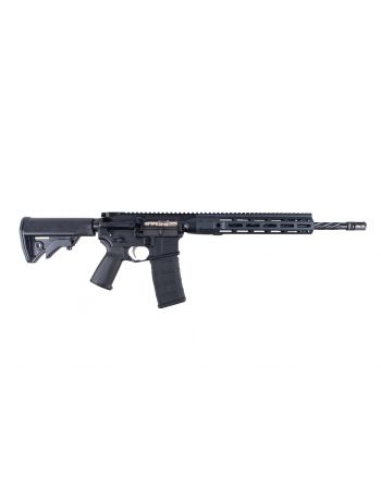 LWRCi IC DI M-LOK BLACK 5.56 Rifle - 16""