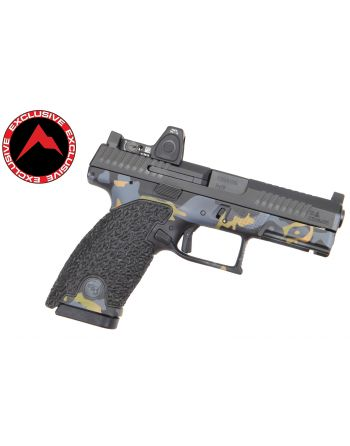 Danger Close Armament Multicam CZ P10 w/ Trijicon Type 2 RMR 3.25 MOA Adj LED