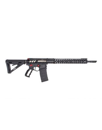 "F-1 Firearms RA UDR-15 3G Rifle - 16"" - Black Splash"