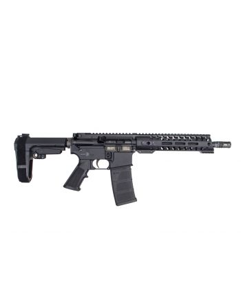 "POF 5.56 Constable SBA3 Pistol - 10.5"" Black"