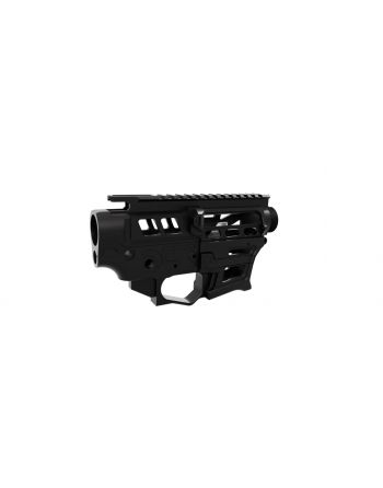 Lead Star Arms LSA-9 Skeletonized PCC/AR-9 Receiver Set