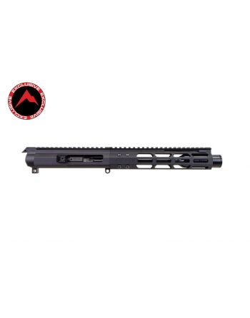 "FOXTROT MIKE FM PRODUCTS AR-15 9MM Complete Side Charging UPPER - 7"" (Rainier Arms Exclusive)"