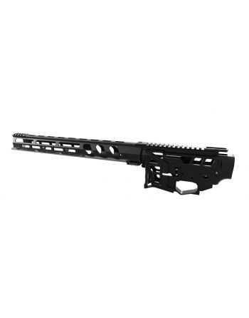 "Lead Star Arms Skeletonized LSA-15 Builders Kit w/ 17"" Ravage Handguard"