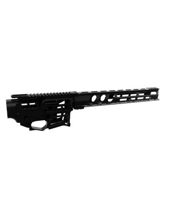 "Lead Star Arms Skeletonized LSA-15 Builders Kit w/ 15"" Ravage Handguard"
