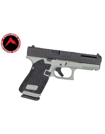 Danger Close Armament Glock 19 Gen 5 Signature Pistol - Cool Grey (Rainier Arms Exclusive)