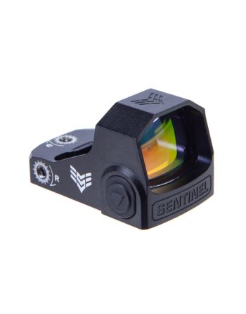 Swampfox Sentinel 1x16 Ultra Compact Micro Red Dot Sight - 3 MOA w/ Manual Brightness