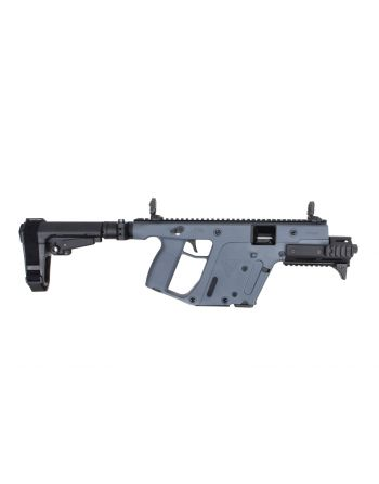 "KRISS Vector GEN 2 SDP-SBA3 9MM Enhanced Pistol - 6.5"" Combat Gray"