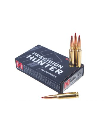 Hornady Precision Hunter 6.5CM 143gr ELD-X Ammunition - 20rd