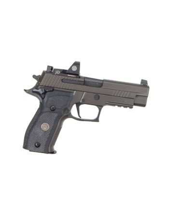Sig Sauer P226 SAO Legion Series 9mm Pistol w/ Romeo Reflex Sight