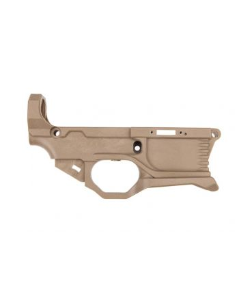 Polymer80 RL556v3 AR15 80% Lower Receiver Kit - FDE