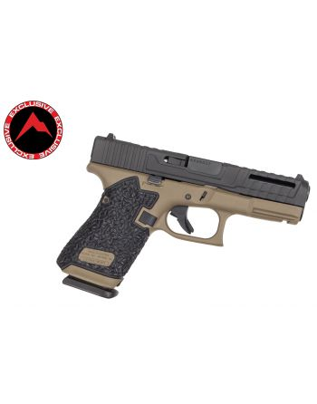 Danger Close Armament Glock 19 Gen 5 Signature Pistol - FDE (Rainier Arms Exclusive)