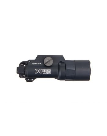 Surefire X300U-B ULTRA WEAPON LIGHT - 1000 LUMENS