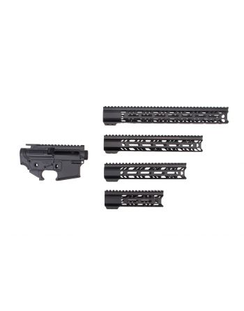 2A Armament Palouse-Lite AR-15 Forged Stripped Receiver Set w/ Handguard (PRE-ORDER)