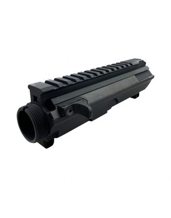 Billet Rifle Systems BS47 Side Charging Upper Receiver - Black