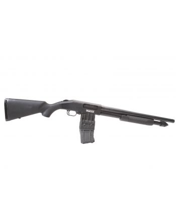 Mossberg 590M 12 Gauge Mag-Fed Pump-Action Shotgun - 18.5""