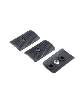 ERGO Rigid Polymer EZ Mount Keymod Slot Covers - 3 Pack