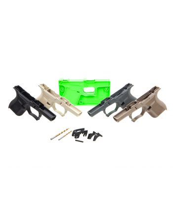 Glockstore (Glock 43) SS80 80% Lower & Builder Tool Set