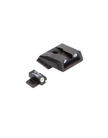 Trijicon M&P Shield Front & Rear Night Sight Set