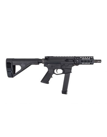 Quarter Circle 10 Ranger AR 9MM Pistol - 5.5""