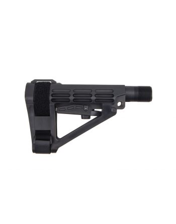 SB Tactical SBA4 5 Position Pistol Stabilizing Brace - Black