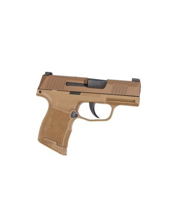 Sig Sauer P365 NRA 9MM Pistol - Coyote