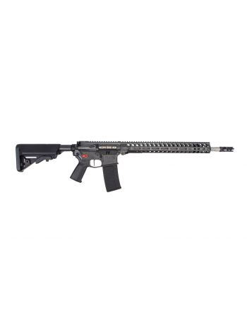 "Rainier Arms Ultramatch .223 Wylde Rifle MOD 2 - 18"" Smoke Grey"