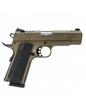 "Devil Dog Arms DDA-1911 Standard Pistol - 4.25"" FDE"