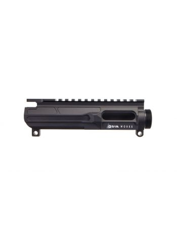 Odin Works AR-15 Stripped Billet Upper Receiver - 9mm
