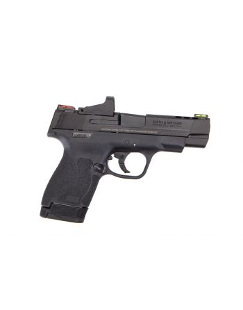 Smith & Wesson M&P Shield Performance Center M2.0 9mm w/4 MOA Red Dot Sight Pistol - 4""