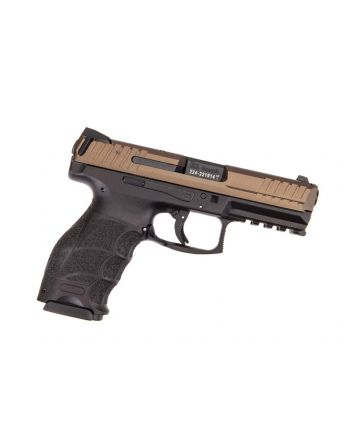 Heckler & Koch (H&K) VP9 9MM Pistol - 15RD Midnight Bronze