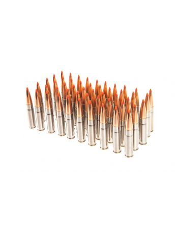 Rainier Munitions Remanufactured 300 BLK 208gr Subsonic AMAX Box - 50 Rd