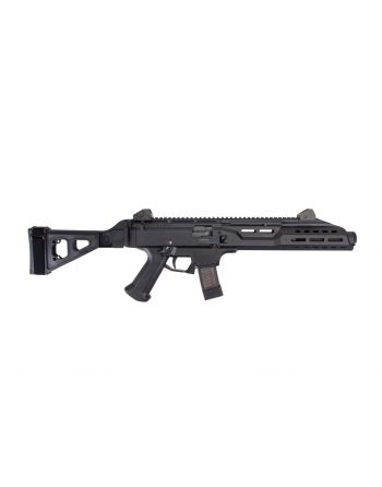 CZ Scorpion EVO 3 S1 9mm w/ Flash Can and Folding Brace Pistol - 20RD