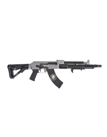 "Meridian Defense Corp The Volk MDC-47 AK Rifle - 14.5"" Pinned  Grey"