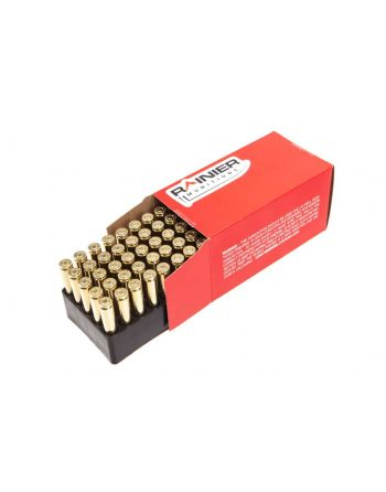 Rainier Arms Munitions 223 Rem 62gr FMJ Match-Comp 50 Rd Box