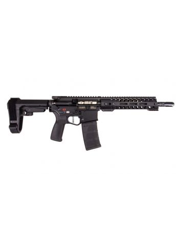 "POF Renegade Plus 5.56 NATO AR Pistol - 10.5"" Black"