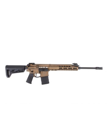 Barrett Rec7 5.56 NATO Flyweight Rifle - Burnt Bronze Cerakote 16""