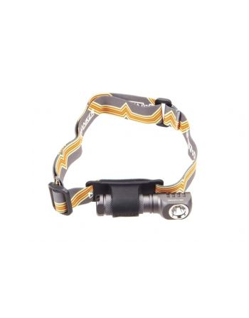 Manker E02H Angle Headlamp CREE LED Flashlight w/ Headband - Grey