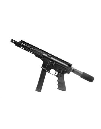 Matrix Arms 9mm Glock AR Pistol Rear Charging