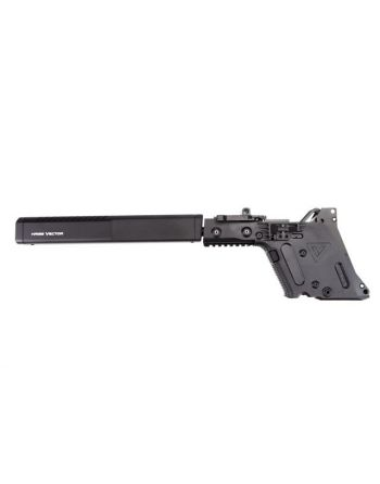 "Kriss Vector Gen 2 CRB .45ACP Complete Lower Receiver - 16"" Black"