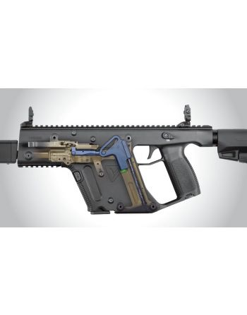 "Kriss Vector Gen 2 CRB 9mm Rifle - 16"" Combat Grey"