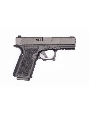 Polymer80 PFC9 Compact 9mm Pistol - 10RD Black (PRE-ORDER)