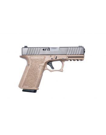 Polymer80 PFC9 Compact 9mm Pistol - 10RD FDE (PRE-ORDER)