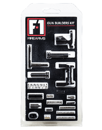 F-1 Firearms Gun Builders Lower Parts Kit