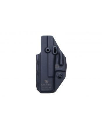 Crucial Concealment Ambi Covert IWB Holster - Glock 19/23