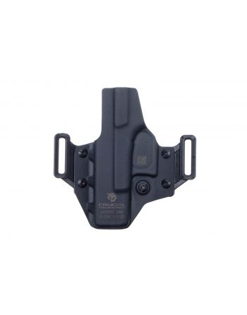 Crucial Concealment Right Hand Covert OWB Holster - Glock 19/23