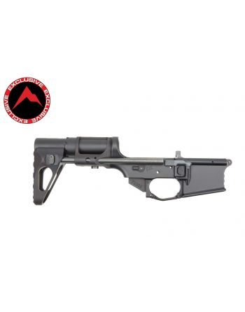 MVB Industries Ambi Lower & ARC-Xti Stock & Buffer (Rainier Arms Exclusive)