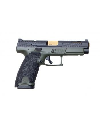 Danger Close Armament CZ P-10L Optics-Ready 9MM Signature Pistol - ODG/TiN