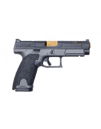 Danger Close Armament CZ P-10L Optics-Ready 9MM Signature Pistol - Tungsten