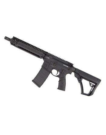Daniel Defense DDM4 MK18 SBR Black