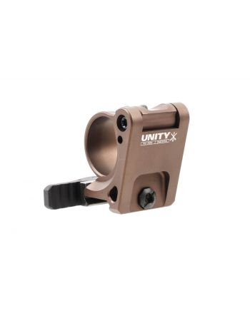 Unity Tactical FAST FTC Magnifier Mount - FDE